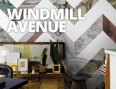 Windmill Avenue behang