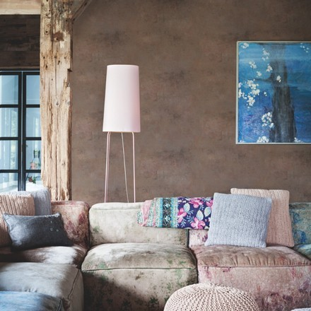 De 5 gaafste betonlooks behang blog for Kleur mijn interieur
