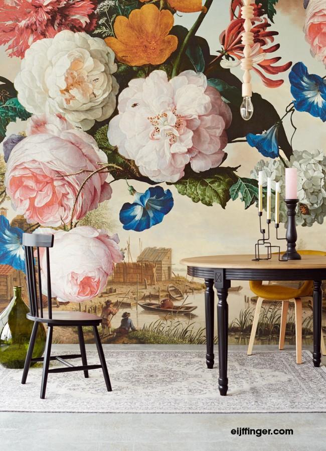 Masterpiece van eijffinger behang blog inspiratie for Carta da parati bohemian