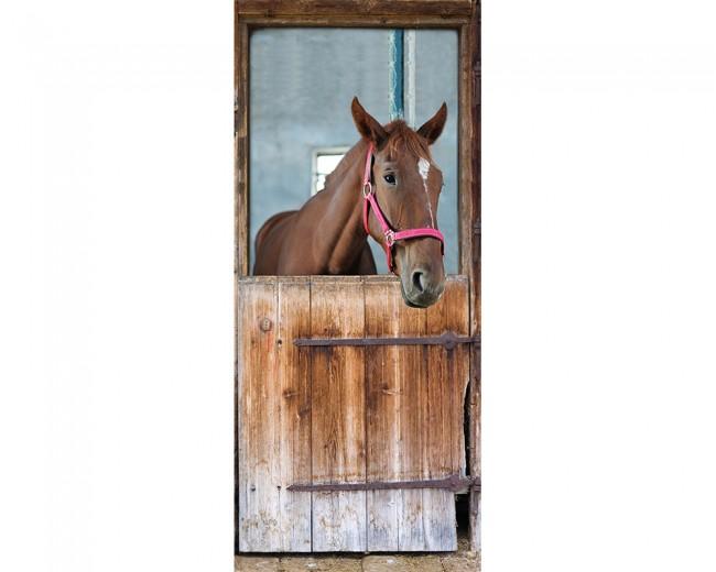 Met de deur in huis behang blog inspiratie - Behang ingang gang ...
