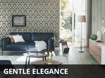 Behang Gentle Elegance bij behangwebshop Nubehangen