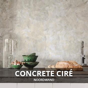 Betonbehang Concrete Ciré