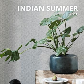 Behang Indian Summer banner
